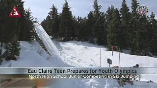 North HS junior to ski jump in Youth Olympics