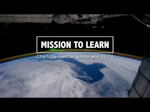 Mission to Learn: Charlotte Central School and RETN