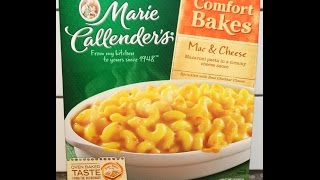 Marie Callender's: Comfort Bakes Mac & Cheese Review