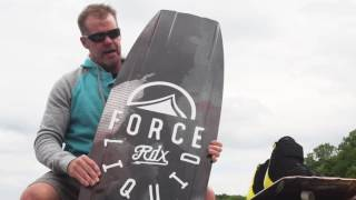 2016 Liquid Force RDX Wakeboard-Review-The-House.com
