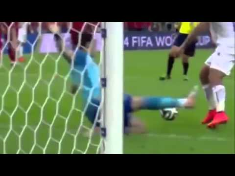 Spain Vs Chile 2014 0-2 All Goals & Highlights World Cup 2014