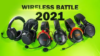 Wireless Gaming Headset Roundup - The Best in 2021?