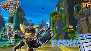 Ratchet & Clank 3 1080p@60fps PCSX2
