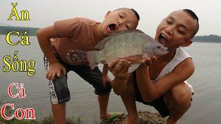 Ăn Cá Sống Cả Con - Bữa Ăn Cuối Cùng Để Đi Cách Ly đợt 2