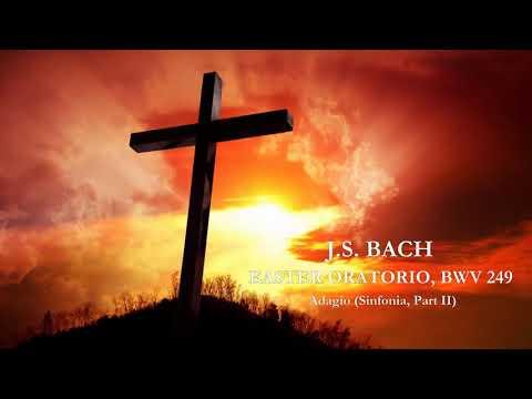 J.S. Bach : Easter Oratorio (Oster Oratorium), BWV 249 - (Adagio)