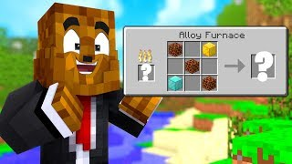You Wont Believe These Randomized Recipes - Minecraft Scramble Craft #2 | JeromeASF