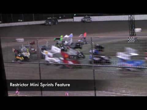 Cowtown Speedway Racing Action
