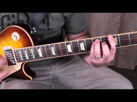 Green Day - Welcome to Paradise - rock guitar lessons tutorial - Marty Schwartz
