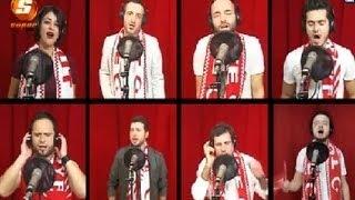 16 Farklı Sanatçıdan İzmir Marşı [Süper FM] HD Yaşa Mustafa Kemal Paşa | Özel!