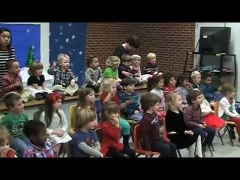 Crescent City Montessori School's 2014 Winter Performance