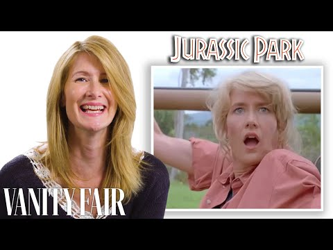"Laura Dern Breaks Down Her Career, from ""Jurassic Park"" to ""Star Wars"""