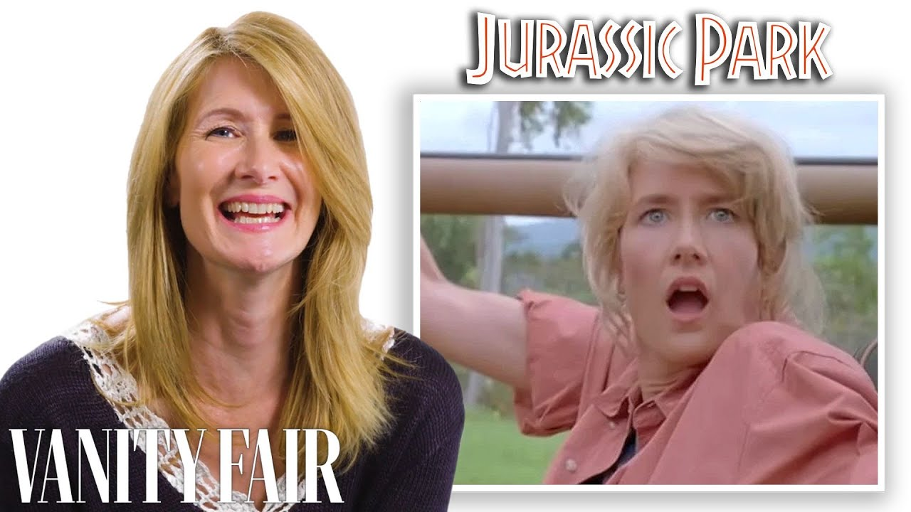 "Laura Dern Breaks Down Her Career, from ""Jurassic Park"" to ""Star Wars"