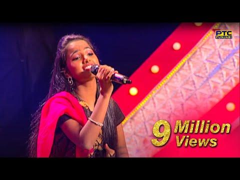 Ritu singing Tu Te Meri Akhiyan Di Neend Churai | Noor Jahan Ji | Voice Of Punjab Season 7