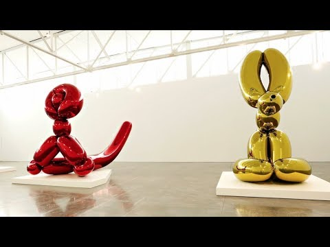 The Intersection of Art and Technology with Jeff Koons and J