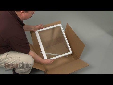 Crisper Cover - Whirlpool Refrigerator
