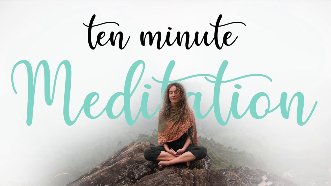 A Refreshing 10 Minute Guided Meditation
