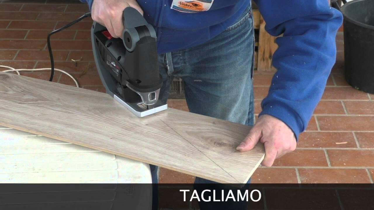 Rivestimento In Legno Parete : Rivestimento in legno di una parete youtube