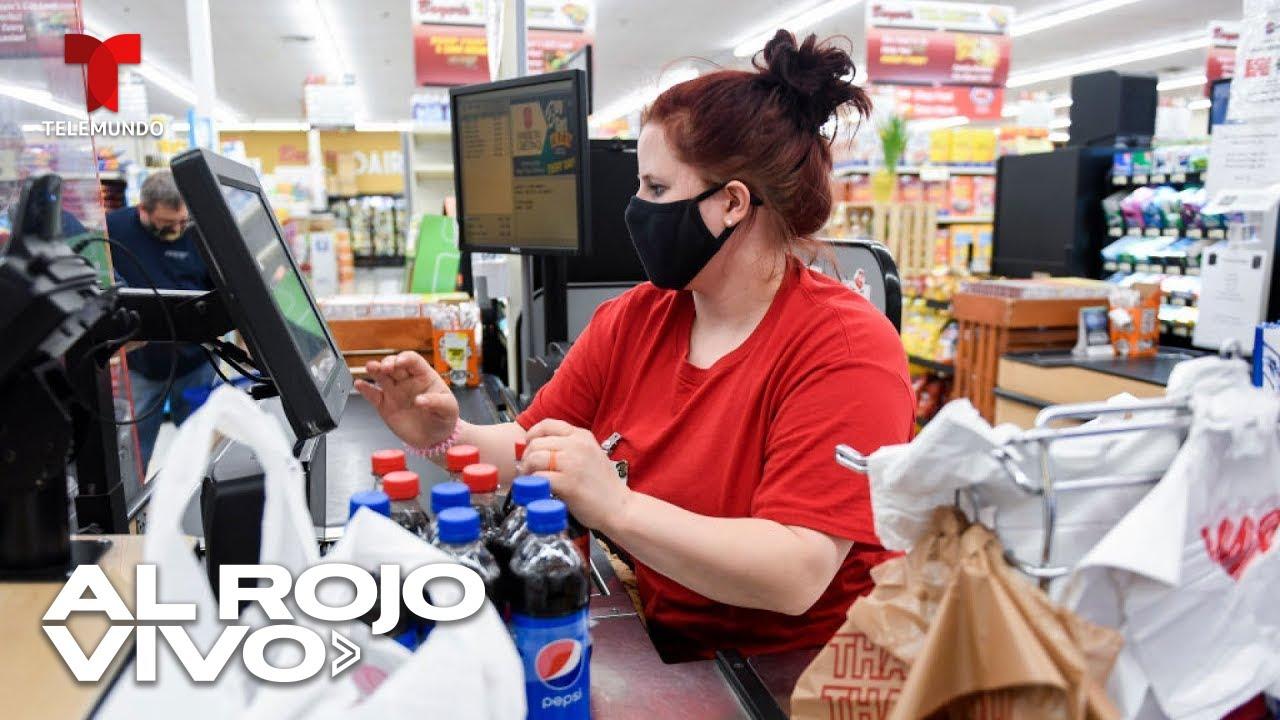 Se disparan los precios de los alimentos en Estados Unidos, los mayores en casi una década