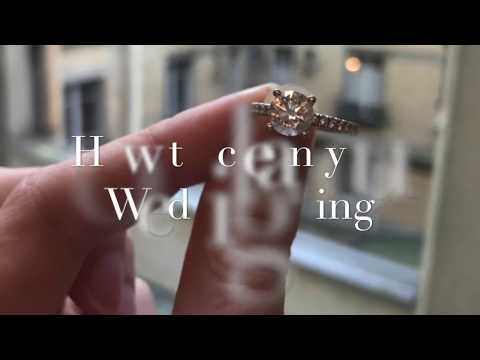 How to clean your wedding ring