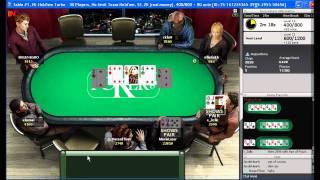 How to make money online playing poker - tutorial #3 pokerhaze.com