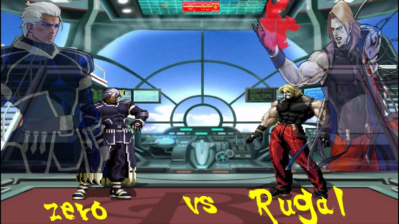 King Of Fighters 2002 Unlimited Match Zero Vs Omega Rugal With