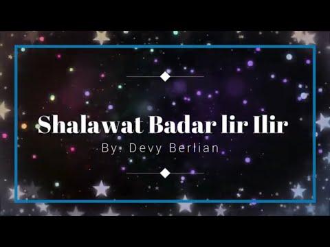 Shalawat Badar Lir Ilir (Shalawat Merdu)