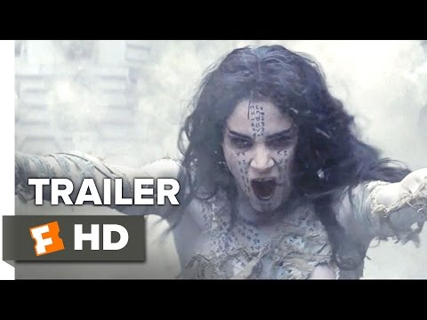 The Mummy Official Trailer - Teaser (2017) - Tom Cruise Movie