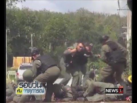 โจรใต้ล่อ ทหาร-ตำรวจ ตรวจพื้นที่ก่อนกดบึ้ม