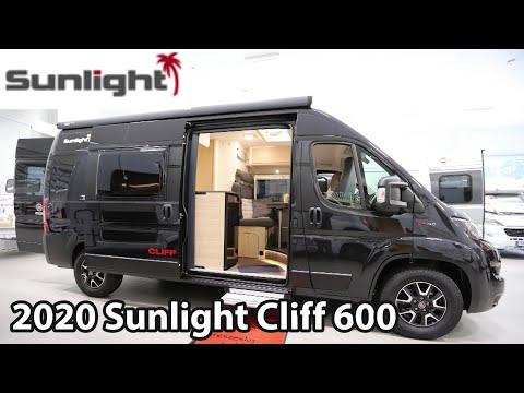 Sunlight Cliff 600 XV Edition 2020 Camper Van 6 M