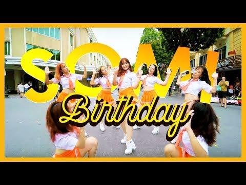 [KPOP IN PUBLIC] SOMI (전소미) - BIRTHDAY | DANCE COVER \u0026 CHOREOGRAPHY | Cli-max Crew from Vietnam