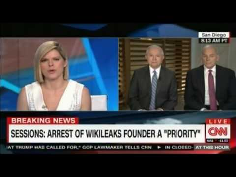 CNN Kate Bolduan interview with Jeff Sessions and Sec Homeland Sec John Kelly