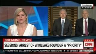 CNN Kate Bolduan interview with Jeff Sessions and Sec Homeland Sec John Kelly Free HD Video