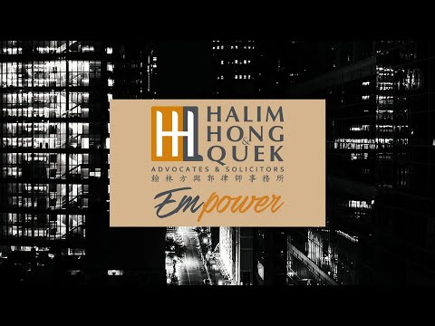 Halim Hong & Quek: Law Firm in KL Malaysia, Legal Services