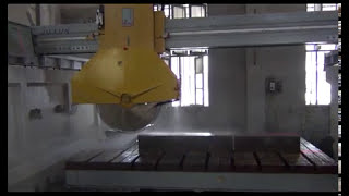 Julun SQC/PC-1200 Middle Block Bridge Cutting Machine