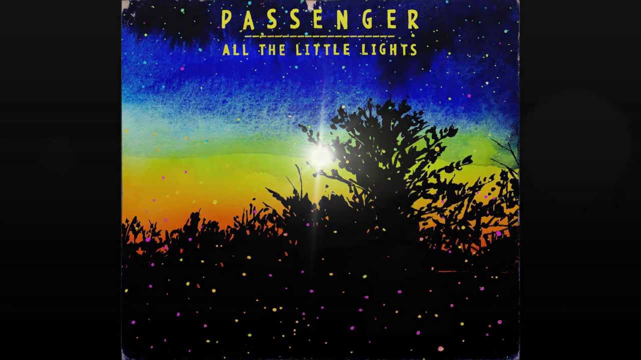 Pessenger - All the little lights [FULL ALBUM] - YouTube