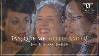 ¡Ay, que me río de Amor! - Opera Omnia - Isaac M. Pulet