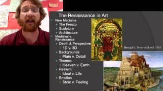 Renaissance v Medieval Art YouTube