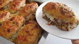 Очень вкусные рецепты фрикаделек картофеля Ужин вызывающий привыкание