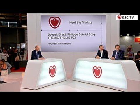 ESC TV at ESC Congress 2019 - Meet the Trialists - THEMIS/THEMIS PCI