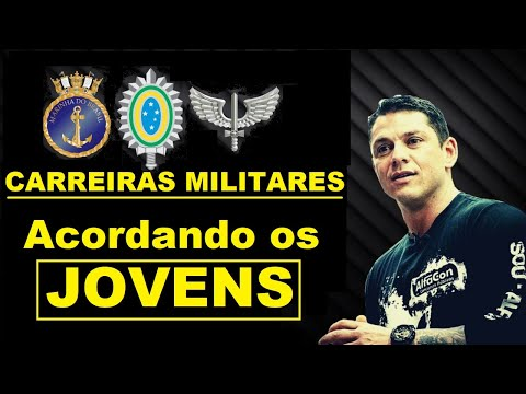 Institutos militares - A salvação para a nova geração SEM DINHEIRO - Evandro Guedes