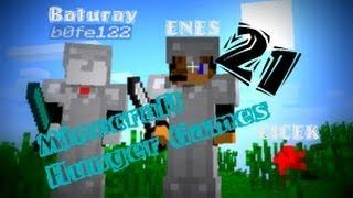 Minecraft-Hunger Games(Açlık Oyunları) - Enes ile Onur Bölüm 21