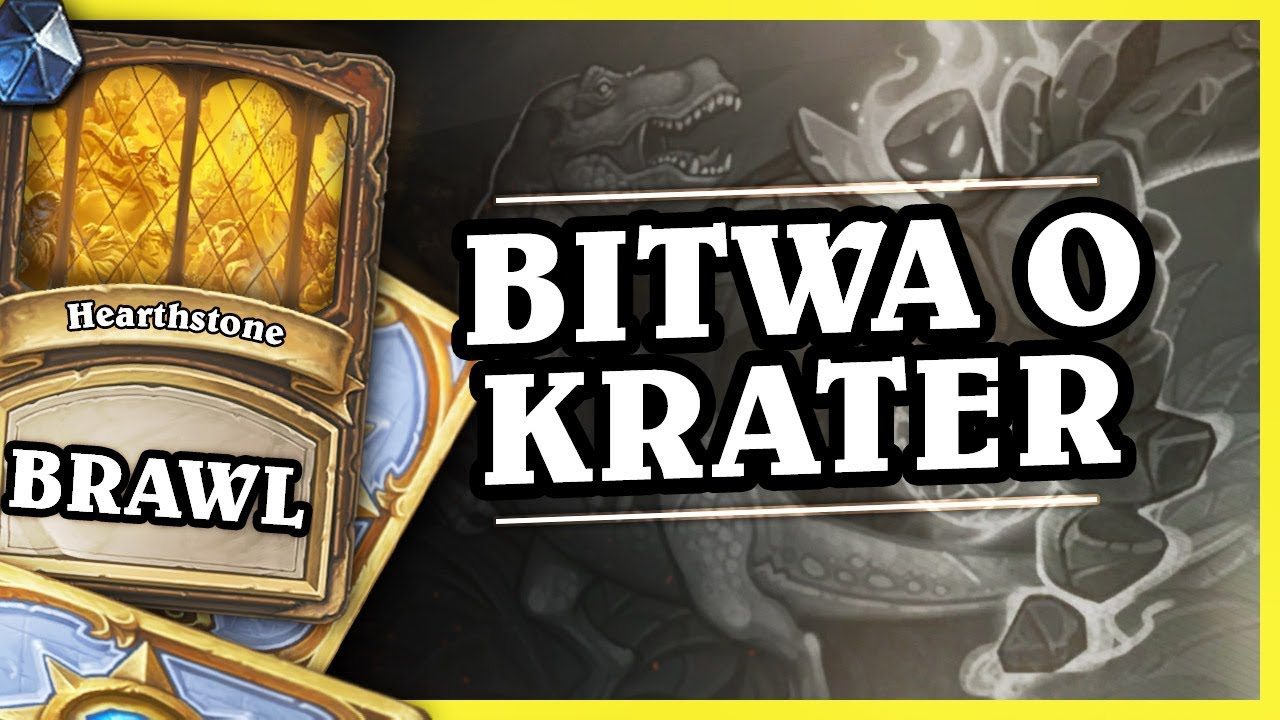 BITWA O KRATER – Hearthstone Brawl