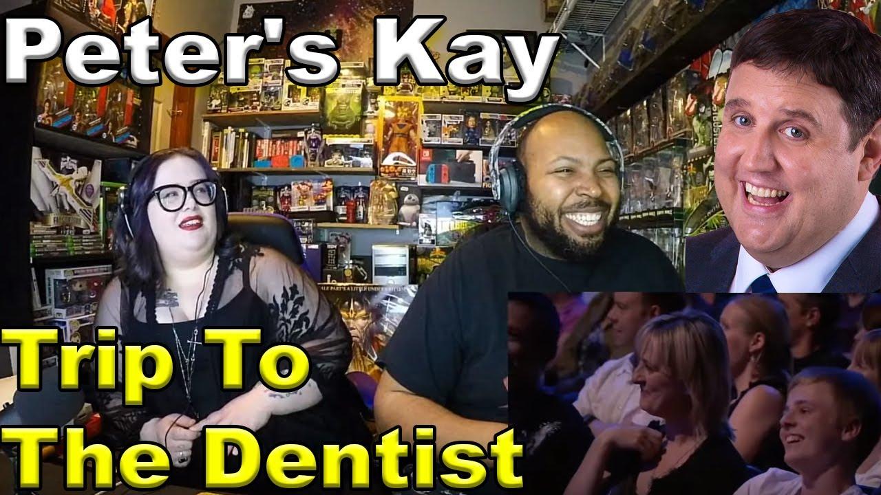Peter's Kay Trip To The Dentist | Peter Kay: The Tour That Didn't Tour Tour Reaction