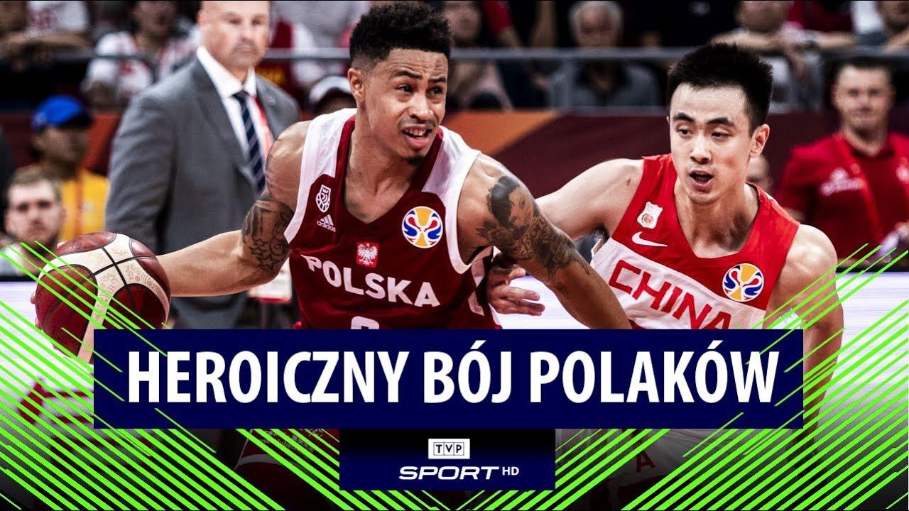 Koszykarskie MŚ: na przekór ścianom! Polska pokonała Chiny | Skrót meczu