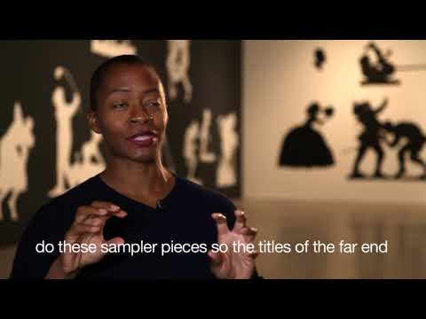 Contemporary African-American Artists-Kara Walker