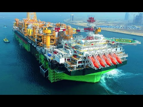 Top 10 Biggest FPSO Tanker Ships For Oil Production