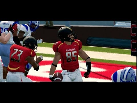 Battle of the Beltway, Part 1! - Baltimore State Dynasty Ep. 2 Year 1 W2 @ Maryland
