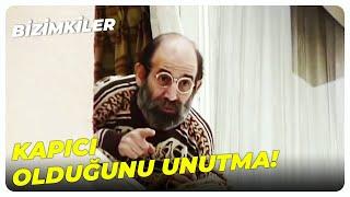 Baykuş Cemilden Kapıcı Cafere Azar Çekiyor - Bizimkiler 47.Bölüm