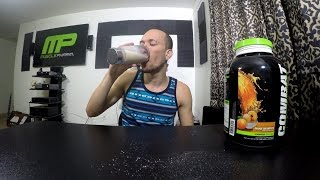 Taste Test | Muscle Pharm Orange Creamsicle Protein