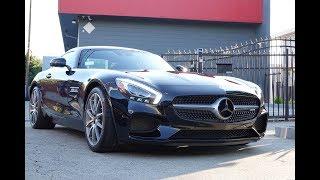 2016 Mercedes-Benz AMG GT S - DYNOshield Paint Protection Film and CQuartz Finest Reserve